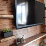 見た目スッキリ!DIYで壁にシンプルな棚を取り付ける方法