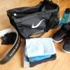 【ジムの持ち物】必ず必要なもの・あると便利なもの・私のバッグの中身を公開します!