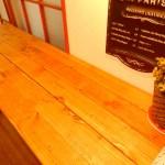 【DIY】狭いキッチンにぴったり♪細ながい作業台の作り方