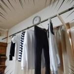 洗濯物干しを室内でするためのDIY