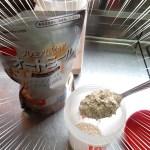【おすすめの筋肉朝食】オートミール入りプロテインシェイクの作り方