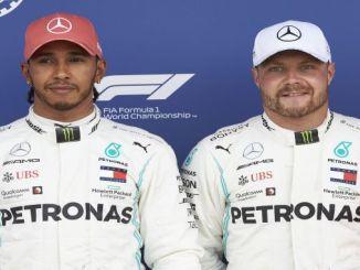 Sinira ni Lewis Hamilton ang rekord sa pamamagitan ng pagwagi sa Great Britain Grand Prix 1