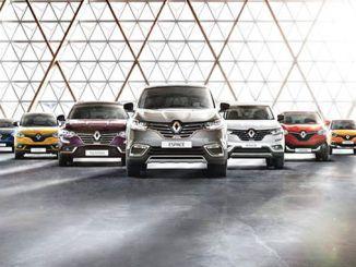 Ang Renault Group ay Inanunsyo ang Mga Kalahati sa Benta ng Pandaigdigang Half Half sa 2019