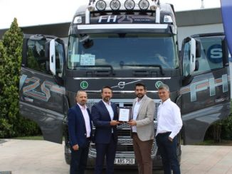year special concept volvo fh found its owner