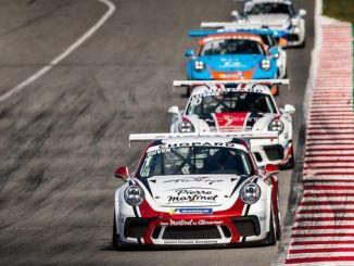 Porsche Carrera Cup Fransa
