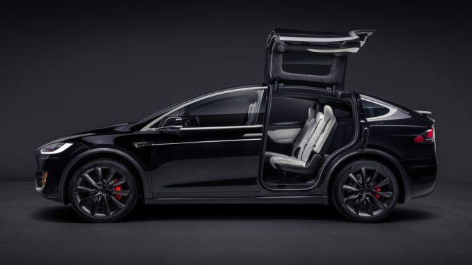 Yeni Tarz Tesla Model X