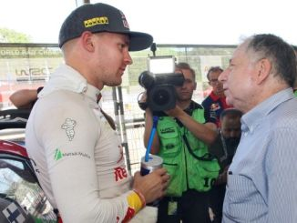 fia president Todt turkey from Marmaris to rally on