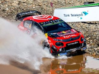 turkey rally on the WRC calendar