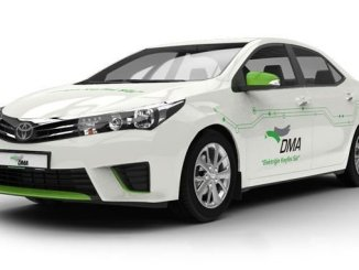 domestic and national car dma 52 liralic charge goes to 450 km