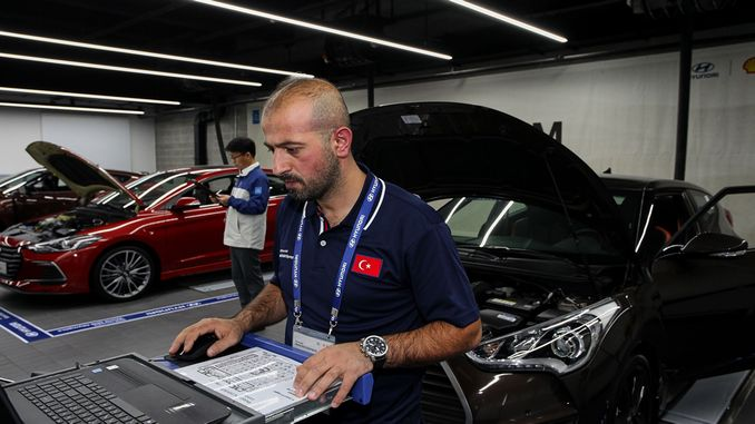 hyundai assan technicians again superior success