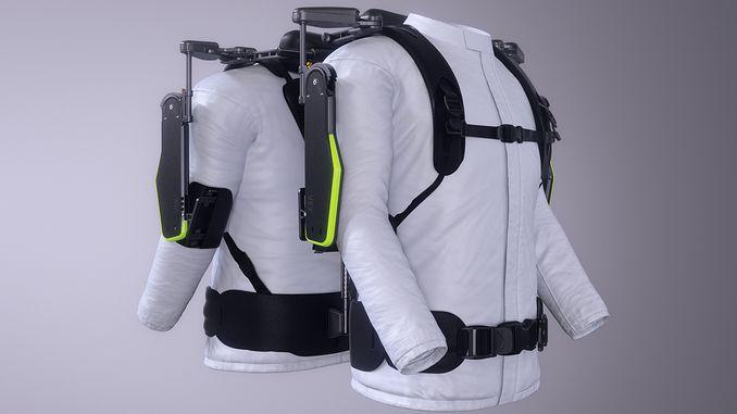 hyundai has now developed a wearable robot