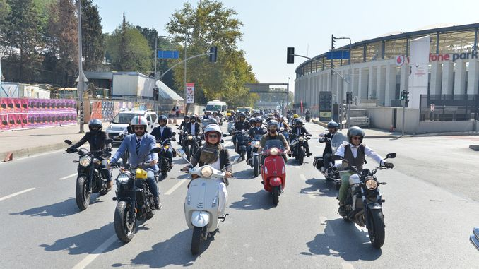 motobike istanbul preparations started