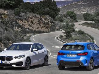 The new BMW series was offered for sale in Turkey