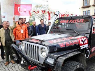 Off Road Cup Foot Army Race'i seromooniline start on autasustatud