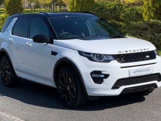 Land Rover Discovery Sport mudel sai maineka turvaauhinna