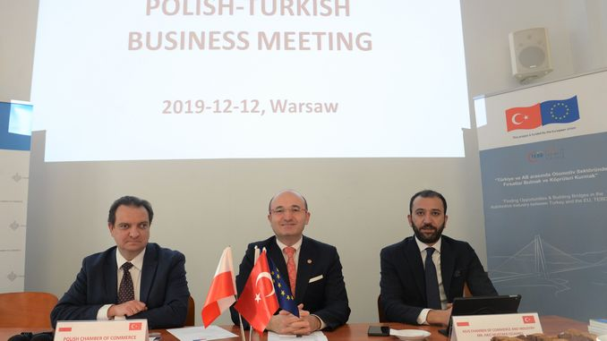 polish attack from the automotive sector