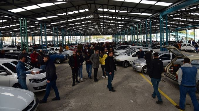 manisa old garage open auto market again would attract great interest