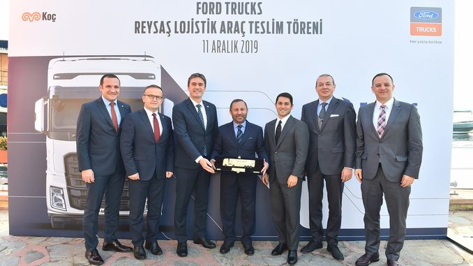 reysas expands its logistics fleet with pc itoy award f max
