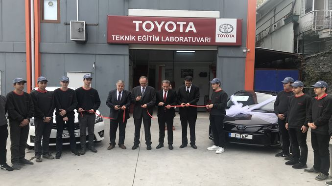 toyota vocational and technical training to support the automotive industry turkiyede