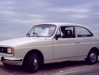 The tasarlandig turkiyede sanil the domestic car Anadol