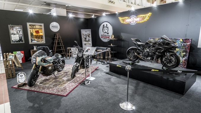 motobike is growing excitement for istanbul