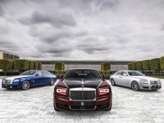 Rolls Royce saavutas ka rekordmüügi