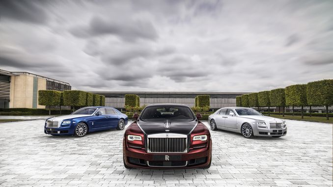 rolls royce also achieved record sales figure