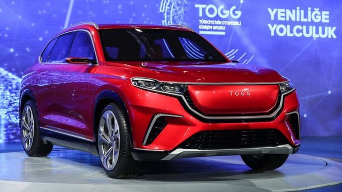 domestic car will be suitable for autonomous drive transformation