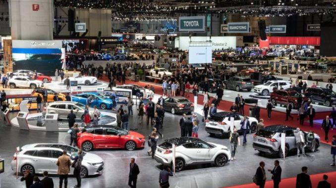 Geneva Motor Show Canceled