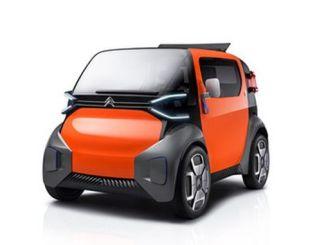 Cheapest Electric Car New Citroen Ami
