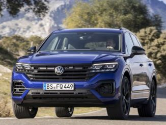 Volkswagen Touareg R Introduced