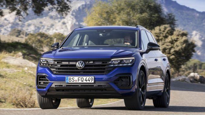 Volkswagen Touareg R Tanıtıldı