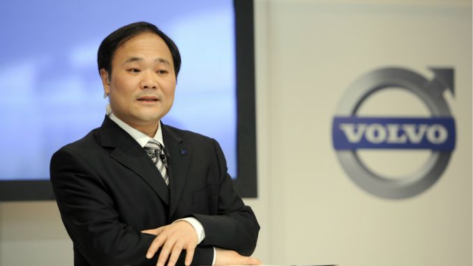 Can Join Volvo Geely
