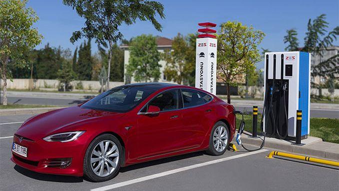 turkiyenin fastest vehicle charging station from zesti