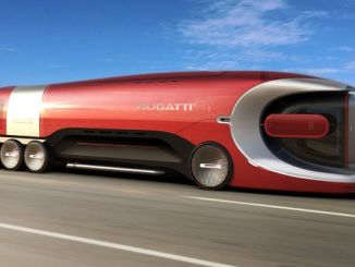 Bugatti Hyper Truck Konsepti