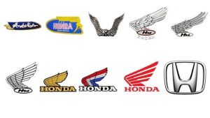 Logo Replacement of Honda