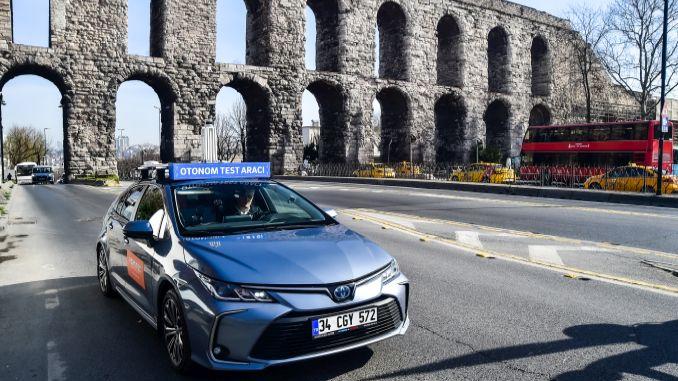 Autonomous Vehicles in Istanbul Traffic
