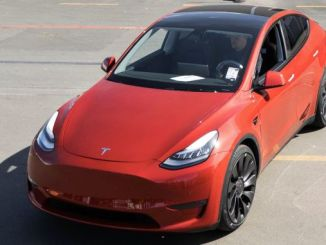 Tesla 1 Million Electric Car