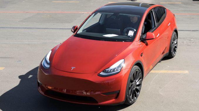 Tesla 1 Million Electric Car