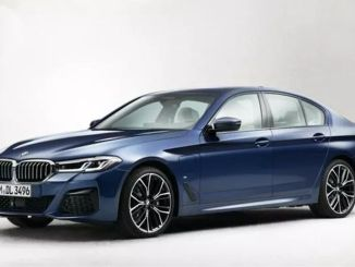 2021 BMW 5 Serisi