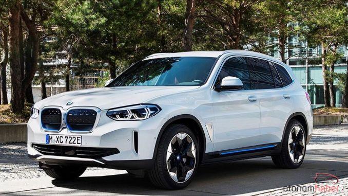 Electric BMW İX3