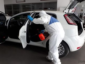 Free Disinfection for Fiat Alfa Romeo and Jeep Brand Car Owners