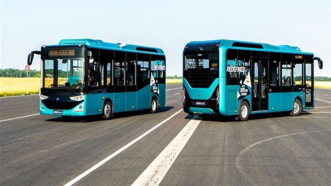 Karsan Started Works for Autonomous Atak Electric