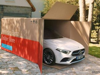 Mercedes Brings Your Vehicle To The Front Of Your Home