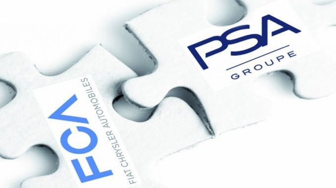 PSA and FCA Accelerate Merger Process
