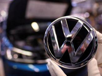 Volkswagen Üretime Geri Başladı