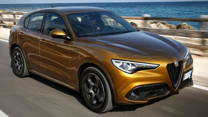The new 2020 Alfa Romeo Stelvio