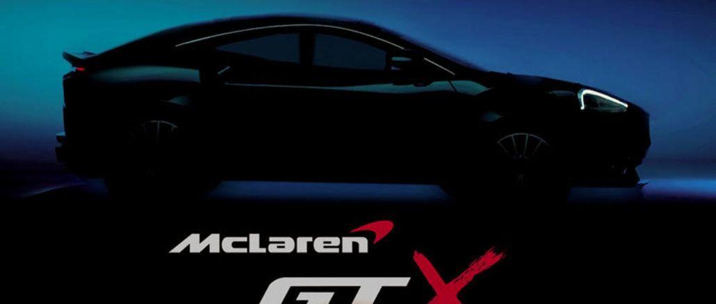 Yeni McLaren GTX