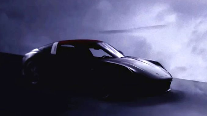The Porsche Targa Model Is Too Little To Launch