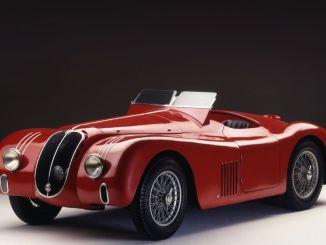 Alfa Romeo 6C Corsa